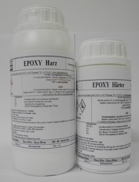 Epoxy - Gießharzsystem 560 gr.