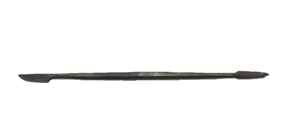 Milani Bildhauerraspel,miniatur, oval/Messer, 150 mm