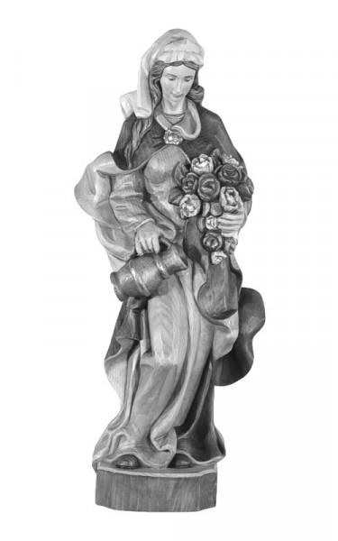 Hl. Elisabeth mit Rosen und Krug