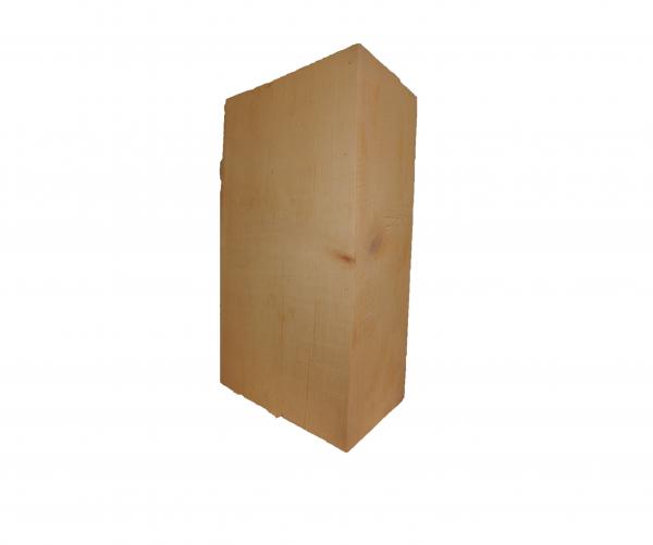Holzzuschnitt 28x18x8 cm