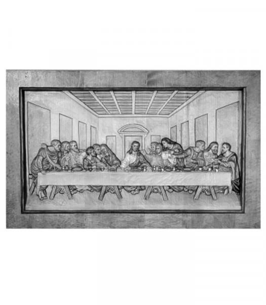 Relief - Letztes Abendmahl - Leonardo da Vinci