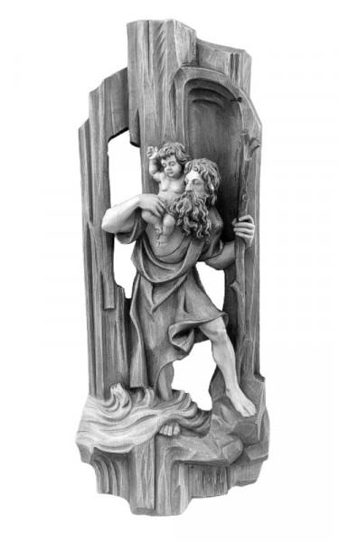 Relief - Hl. Christophorus