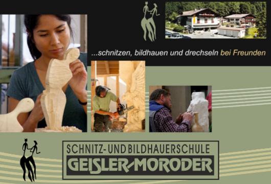 Schnitzschule Geisler-Moroder