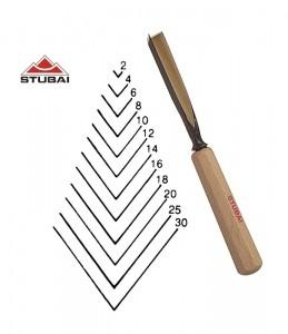 Stubai Standard - Stich 39 - gerader Gaißfuß 75° scharf