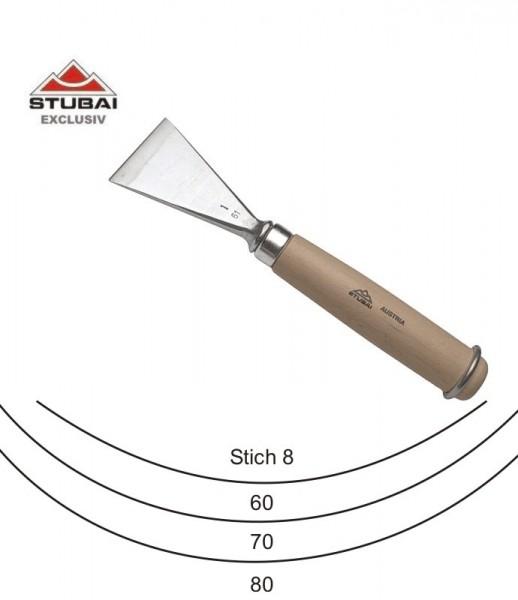 Stubai Exclusiv Stich 8 - Schweizer Form