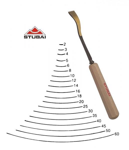 Stubai Standard - Stich 4 - verkehrtgekröpfte Form scharf