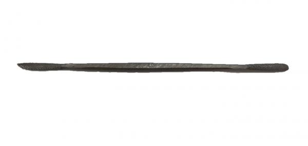 Milani Bildhauerraspel,miniatur, halbrund/oval, 150 mm