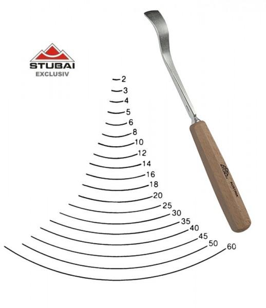 Stubai Exclusiv Stich 4 - verkehrtgekröpfte Form